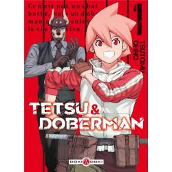 TETSU & DOBERMAN T01