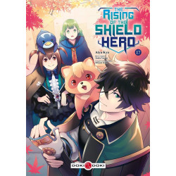 RISING OF THE SHIELD HERO (THE) T17