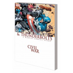 CIVIL WAR HEROES FOR HIRE THUNDERBOLTS