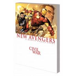 CIVIL WAR NEW AVENGERS NEW PTG