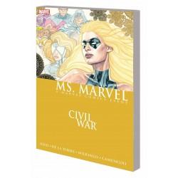 CIVIL WAR MS MARVEL