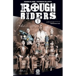 ROUGH RIDERS TP VOL 1
