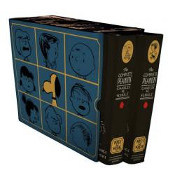 COMPLETE PEANUTS HC BOX SET VOL 2 1955-1958
