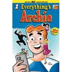 ARCHIE 80TH ANNIV EVERYTHING ARCHIE 1 1 CVR A DAN PARENT