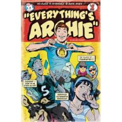 ARCHIE 80TH ANNIV EVERYTHING ARCHIE 1 1 CVR B BEN CALDWELL