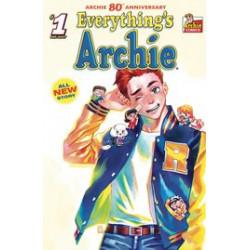 ARCHIE 80TH ANNIV EVERYTHING ARCHIE 1 1 CVR C RIAN GONZALES