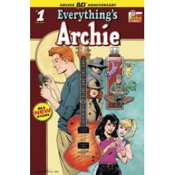 ARCHIE 80TH ANNIV EVERYTHING ARCHIE 1 1 CVR D AARON LOPRESTI