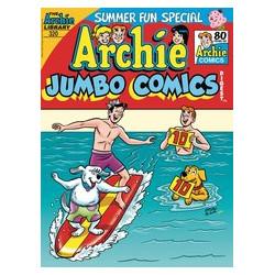 ARCHIE JUMBO COMICS DIGEST 320