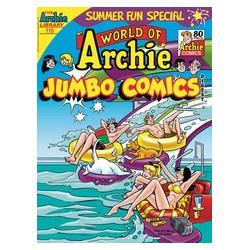 WORLD OF ARCHIE JUMBO COMICS DIGEST 110