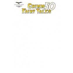 GRIMM FAIRY TALES 50 CVR F BLANK SKETCH VAR