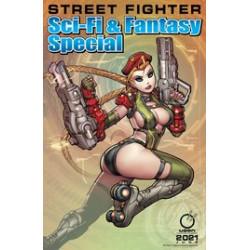 STREET FIGHTER 2021 SCIFI FANTASY SPECIAL 1 CVR B KINNAIRD