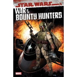 STAR WARS WAR BOUNTY HUNTERS 1