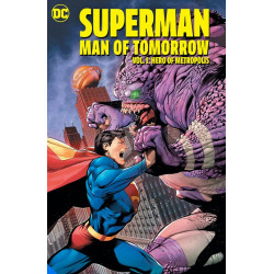 SUPERMAN MAN OF TOMORROW VOL 1 HERO OF METROPOLIS TP