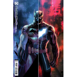 THE NEXT BATMAN SECOND SON 3 RYAN BENJAMIN CARDSTOCK VARIANT