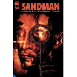 THE SANDMAN THE DELUXE EDITION BOOK THREE HC