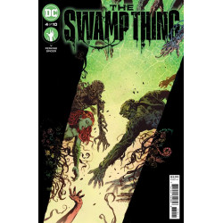 THE SWAMP THING 4