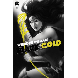 WONDER WOMAN BLACK GOLD 1