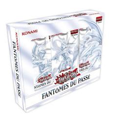 BOX LES FANTOMES DU PASSE YU GI OH TRADING CARDS