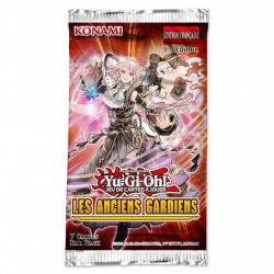 BOOSTER LES ANCIENS GARDIENS YU GI OH TRADING CARDS