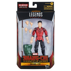 SHANG-CHI MARVEL LEGENDS SHANG-CHI MOVIE ACTION FIGURE 15 CM
