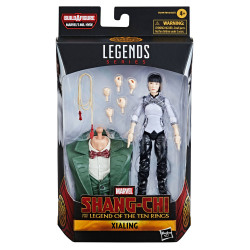 XIALING MARVEL LEGENDS SHANG-CHI MOVIE ACTION FIGURE 15 CM