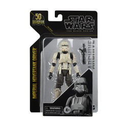 IMPERIAL HOVERTANK DRIVER STAR WARS BLACK SERIES ARCHIVE 2021 50TH ANNIVERSARY WAVE 2 FIGURINE 15 CM
