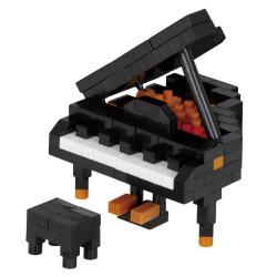 GRAND PIANO NANOBLOCK POKEMON BUILDING BLOCK SET