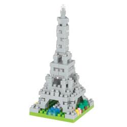 TOURE EIFFEL NANOBLOCK BUILDING BLOCK SET