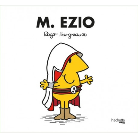 MONSIEUR MADAME - MONSIEUR EZIO