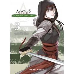 ASSASSIN'S CREED - BLADE OF SHAO JUN T03 - VOL03