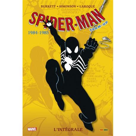 SPIDER-MAN TEAM-UP L'INTEGRALE 1984-1985 (T50)