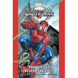 ULTIMATE SPIDER-MAN T01 POUVOIRS ET RESPONSABILITES