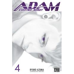 ADAM L'ULTIME ROBOT T04