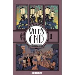 WILD'S END TOME 2 L'ENNEMI INTERIEUR