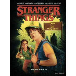 STRANGER THINGS VOL04 COLO DE SCIENCES