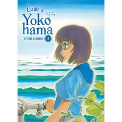 ESCALE A YOKOHAMA - TOME 3