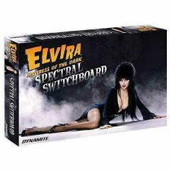 ELVIRA SPECTRAL SWITCHBOARD GAME