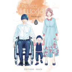 PERFECT WORLD TOME 12