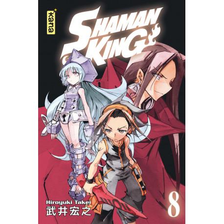 SHAMAN KING STAR EDITION TOME 8