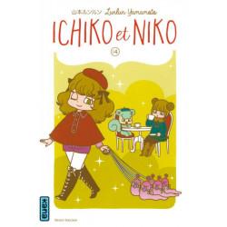 ICHIKO ET NIKO TOME 14