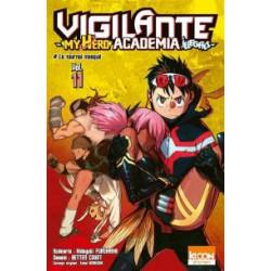 VIGILANTE MY HERO ACADEMIA ILLEGALS T11
