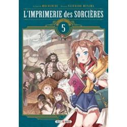 L'IMPRIMERIE DES SORCIERES T05