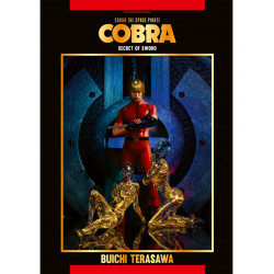 COBRA T09 SECRET OF SWORD