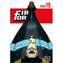FIRE FORCE TOME 19