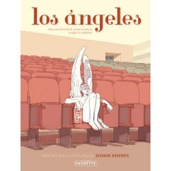 PACK DEDICACE SYLVAIN DEPRETZ : LOS ANGELES STORYBOARDS & SONGS OF SIRENS + EXLIBRIS EXCLUSIF VERSION ANGLAISE