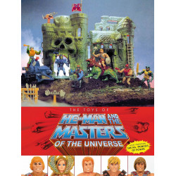 TOYS OF HE MAN & MASTERS OF UNIVERSE