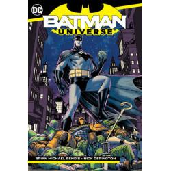 BATMAN UNIVERSE SC