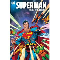 SUPERMAN MAN OF STEEL VOL.3 HC