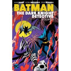 BATMAN DARK KNIGHT DETECTIVE VOL.5