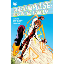 FLASH IMPULSE RUNS IN THE FAMILY
